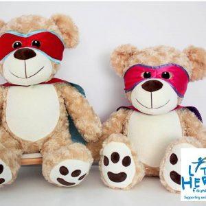 Courageous Bears